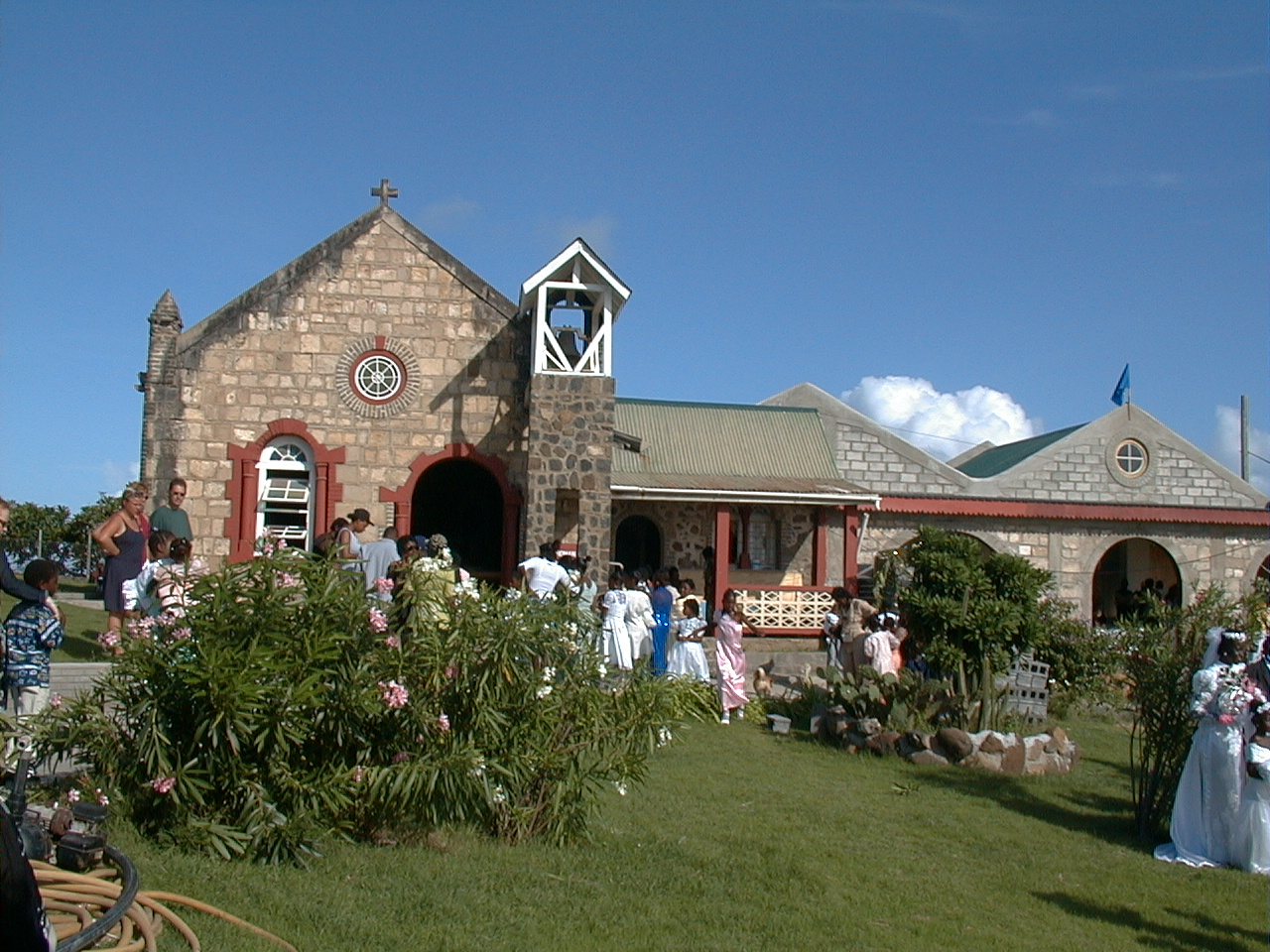 Mayreau Church
